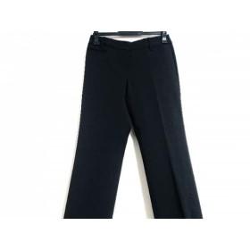 【中古】 エポカ EPOCA パンツ サイズ38 M レディース 黒