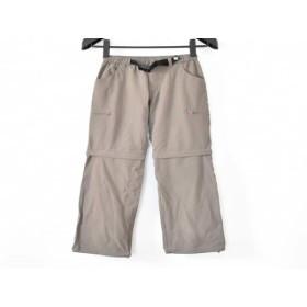 【中古】 コロンビア columbia パンツ サイズS レディース ダークブラウン