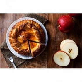 青森窯出しアップルパイとベイクドチーズケーキ_A138