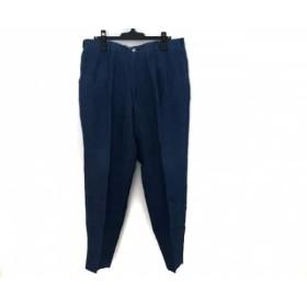 【中古】 パパス Papas パンツ サイズXL メンズ ブルー