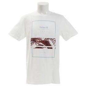 ハーレー(HURLEY) CHASING PARADISE Tシャツ SIS@AA5308-100 (Men's)