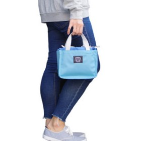 【ROOTOTE GALLERY:バッグ】326005 ルートート(ROOTOTE)/ RT SN.サーモキーパー2way.Pベーシック-B(05:サックス)