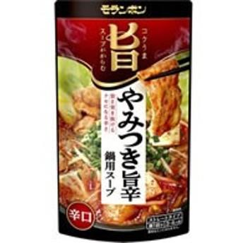 モランボン/やみつき旨辛鍋用スープ 750g/30203250