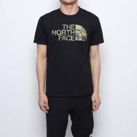 ザ ノース フェイス THE NORTH FACE メンズ トレッキング 半袖Tシャツ Camouflage Logo Tee NT31976