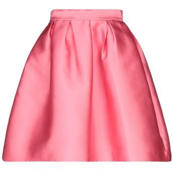 《セール開催中》P.A.R.O.S.H. レディース ひざ丈スカート ピンク S ポリエステル 75% / シルク 25%