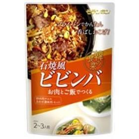 モランボン/韓の食菜 石焼風ビビンバ 175g/20202025