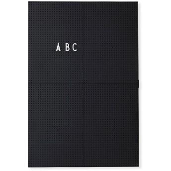 Arne Jacobsen メッセージボード A3 ブラック