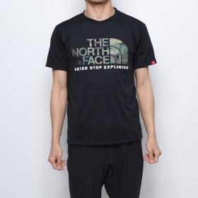 ザ ノース フェイス THE NORTH FACE メンズ トレッキング 半袖Tシャツ S/S Camouflage Logo Tee NT31932