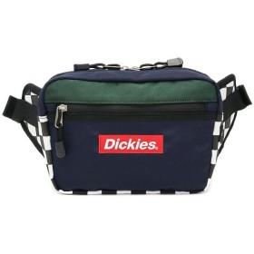Dickies ディッキーズ RETRO CHECKER ウエストバッグ 14063200