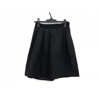 【中古】 アンテプリマ ANTEPRIMA スカート サイズ38 S レディース カーキ 黒