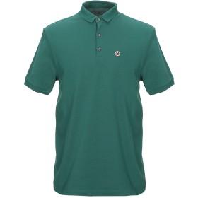 《セール開催中》COLMAR メンズ ポロシャツ グリーン L コットン 95% / ポリウレタン 5%