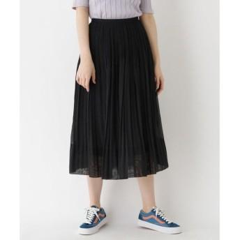 DRESSTERIOR / ドレステリア オーガンジープリーツスカート