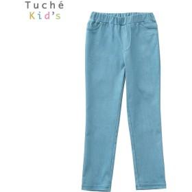 GUNZE グンゼ Tuche(トゥシェ) トゥシェ キッズ ストレッチレーヨン混スキニーパンツ ブルー 150