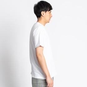 Tシャツ - WEGO【MEN】 ARMYボックスロゴT(S)2 WE19SM03-M012