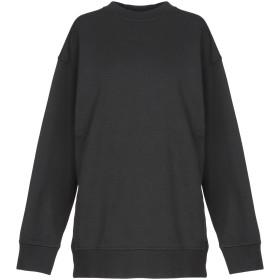 《期間限定 セール開催中》DEPARTMENT 5 レディース スウェットシャツ ブラック XS コットン 100%