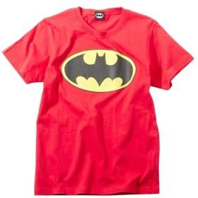 バットマン。スーパーマン 綿100%半袖Tシャツ(男の子。女の子 子供服。ジュニア服) Tシャツ・カットソー