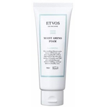 ETVOS(エトヴォス) モイストアミノフォーム 90g