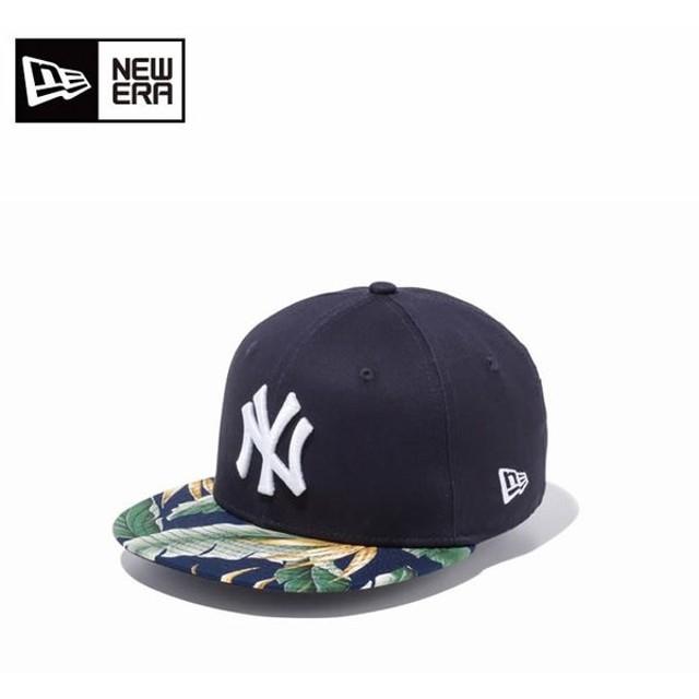 NEW ERA ニューエラ 9FIFTY ボタニカル ニューヨーク・ヤンキース キャップ キッズ 11900986