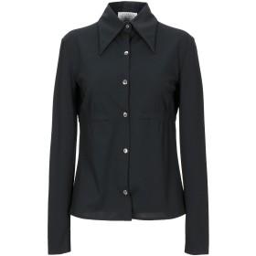 《期間限定セール開催中!》RICHMOND レディース シャツ ブラック 44 ポリエステル 100%
