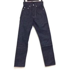 【中古】 ジースターロゥ G-STAR RAW ジーンズ サイズ26 メンズ 美品 ダークネイビー