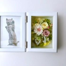 ご結婚お祝いや母の日プレゼントに Photo frame 縦型