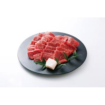 【冷蔵】特選 黒田庄和牛焼肉用モモ・300g