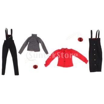 2セット素敵な手作り人形服セット1/3 bjd女の子人形アクセサリー