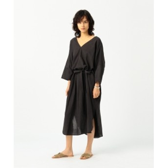 Pilgrim Surf+Supply Pilgrim Surf+Supply / Della Khadi Cocoon Dress レディース ワンピース BLACK ONE SIZE