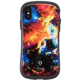[iPhone XS/X専用]iFace First Class Universeケース 41-886175 スーパーノヴァ