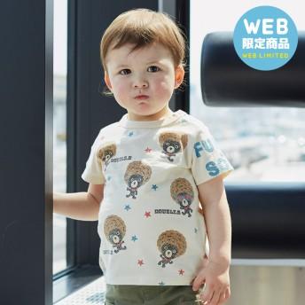 ミキハウス 【WEB LIMITED】Tシャツ アイボリー