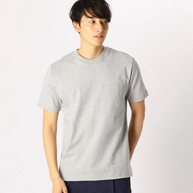 <COMME CA ISM (メンズ)> Tシャツ(4760TL06) グレー 【三越・伊勢丹/公式】