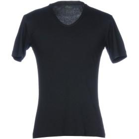 《セール開催中》ROEN メンズ T シャツ ブラック 44 コットン 100%