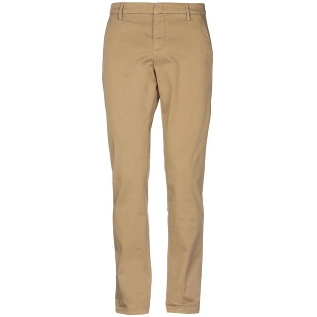 《期間限定セール開催中!》DONDUP メンズ パンツ キャメル 29 コットン 98% / ポリウレタン 2%
