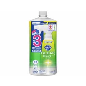 シヤチハタキュキュット CLEAR泡スプレー グレープフルーツの香り 詰替720mlF047701