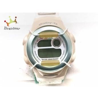 カシオ CASIO 腕時計 Baby-G BG-380 レディース A.D.M.A 白 スペシャル特価 20190827