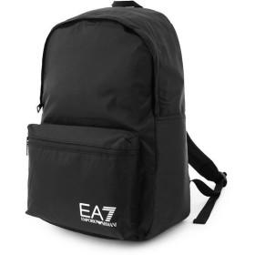 EA7 EMPORIO ARMANI イーエーセブン エアセッテ エンポリオアルマーニ 275659 CC731 00020 バックパック リュック ナイロン バッグ BLACK メンズ