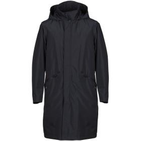 《期間限定セール開催中!》ASPESI メンズ コート ダークブルー S ポリエステル 100%