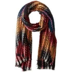 スティーブ マデン レディース マフラー・ストール・スカーフ アクセサリー Groovy Supersize Twill Blanket Wrap Multi