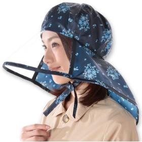 ベルーナ 防水レイン帽子 1 1 レディース
