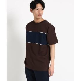 THE SHOP TK / ザ ショップ ティーケー 【WEB/一部店舗限定】ラガーボーダーTシャツ