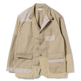 ENGINEERED GARMENTS / ロイタージャケット ハイカウント ツイル メンズ テーラードジャケット khaki S