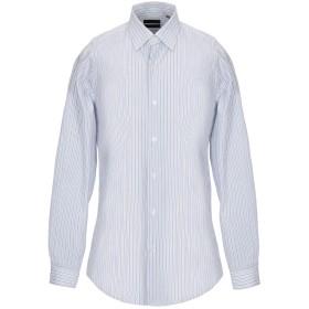《セール開催中》LIU JO MAN メンズ シャツ スカイブルー 38 コットン 100%