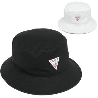 ゲス ハット GUESS AJ1A8855DS ツイルCAP トライアングルロゴ 帽子 【お取り寄せ商品】