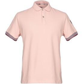 《期間限定セール開催中!》COLMAR メンズ ポロシャツ ピンク L コットン 95% / ポリウレタン 5%