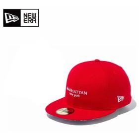 ニューエラ NEW ERA キャップ 帽子 メンズ レディース 59FIFTY シティランドスケープ マンハッタン ニューヨーク 11901319