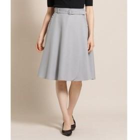 Bon mercerie / ボン メルスリー 【SSサイズあり】ベルト付フリルポケットスカート