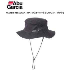 アブ ガルシア ウォーターレジスタント ハット ブラック フリーサイズ / 帽子 (週末セール対象商品)
