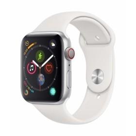 【平日15時・土曜14時まで当日出荷】 Apple Watch Series 4 GPS + Cellularモデル ホワイトスポーツバンドMTVR2J/A【ラッピング可】