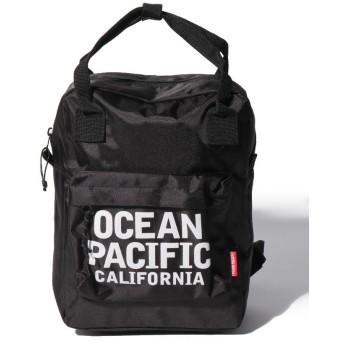 オーシャンパシフィック キッズ バッグ ユニセックス ブラック F 【Ocean Pacific】