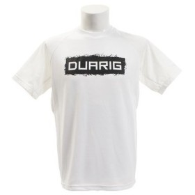 デュアリグ(DUARIG) Through PLUS メッシュ半袖Tシャツ 863D9CD9305 WHT (Men's)